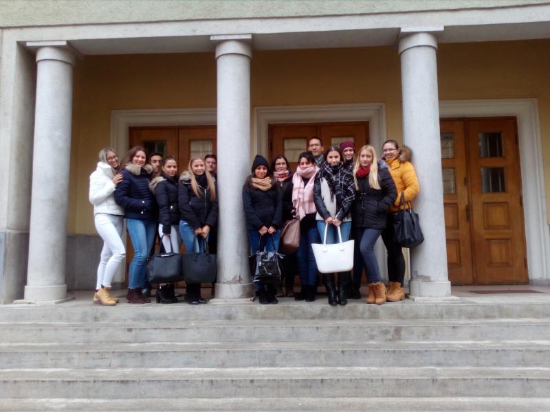 Tárgyaláslátogatás a Debreceni Közigazgatási és Munkaügyi Bíróságon